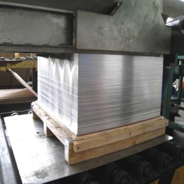 3104 aluminum closure sheet