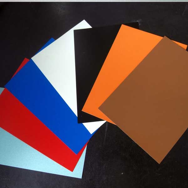 PVDF Color  Coated Aluminum Composite Panel