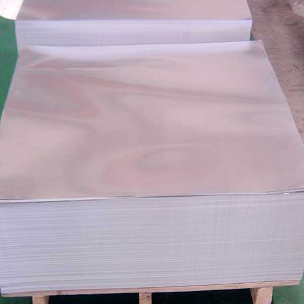 8011 Aluminium closure sheet