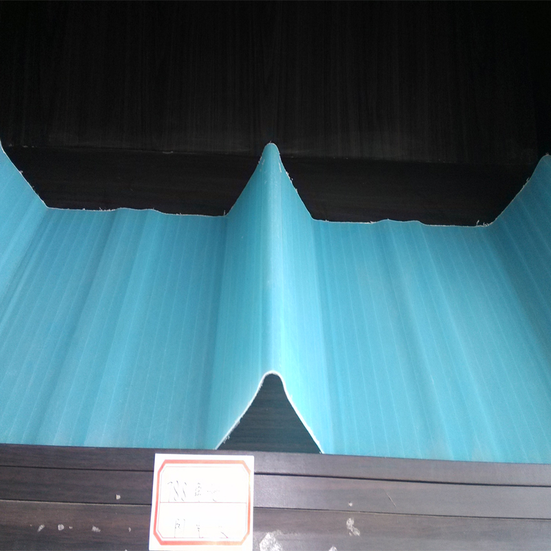 Corrugated Aluminium Sheet