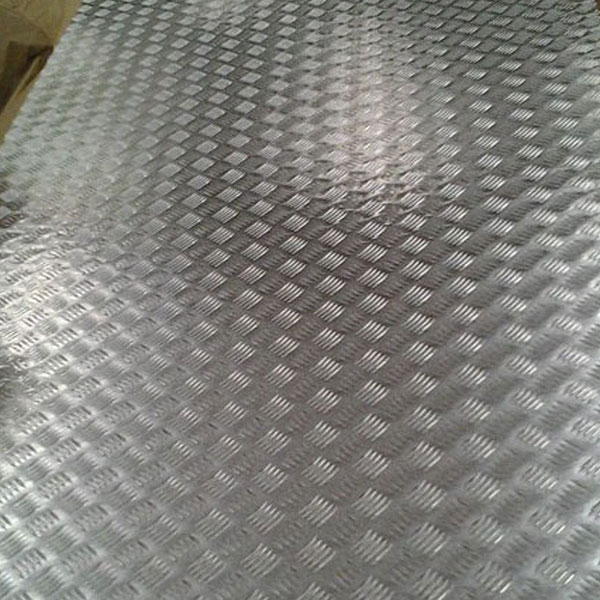 5052 Stucco Embossed Aluminum Sheet