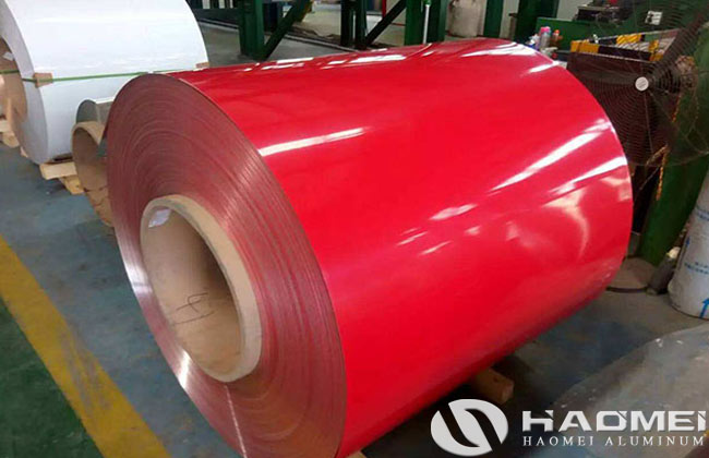 prepainted aluminum coil supplier