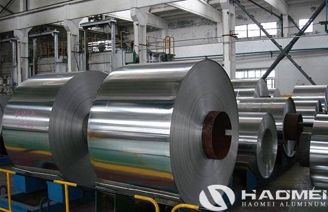 aluminium coil supplier