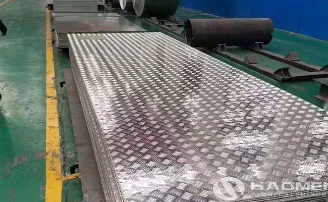 aluminum checker plate manufacturers