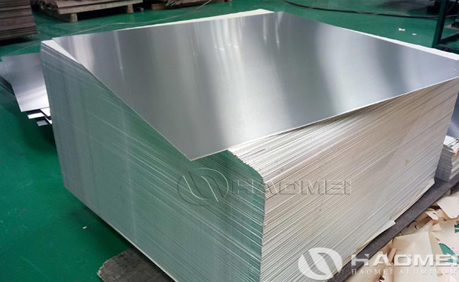 anodized aluminum sheet metal